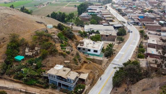 Municipalidad de Lima inauguró 27 kilómetros de pistas que une a 3 distritos (Foto: Municipalidad de Lima)