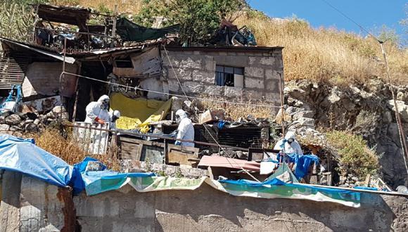 Arequipa: Anciano de 82 años que fue golpeado por su hijo amanece muerto en su casa. (GEC)