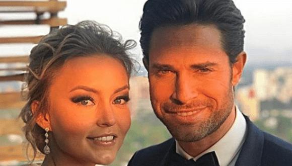 Angelique Boyer conmueve a fans con mensaje dedicado a Sebastián Rulli