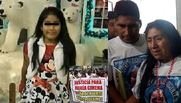 Familiares de la niña asesinada en SJL convocan a marcha