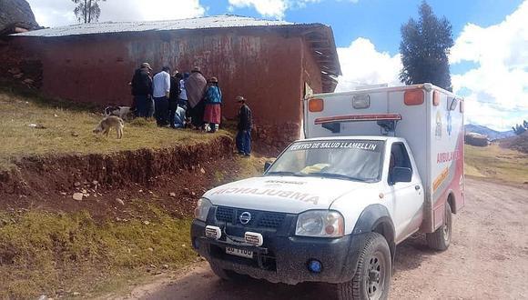 Arequipa: al presentar fuertes dolores en el estómago, los padres llevaron a las pequeñas al centro de salud de Caravelí. (Foto: Difusión)