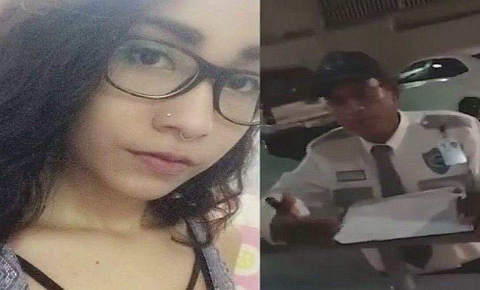 """Joven pide despido de guardia de restaurante de comida rápida por decirle """"Adiós"""" (VIDEO)"""