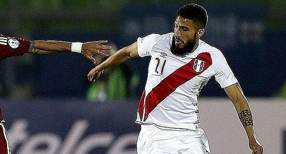 Copa América: Josepmir Ballón reemplaza a Paolo Hurtado en la Copa América