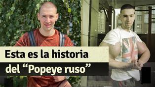 """""""Popeye ruso"""": conoce la historia del peleador de artes marciales mixtas"""