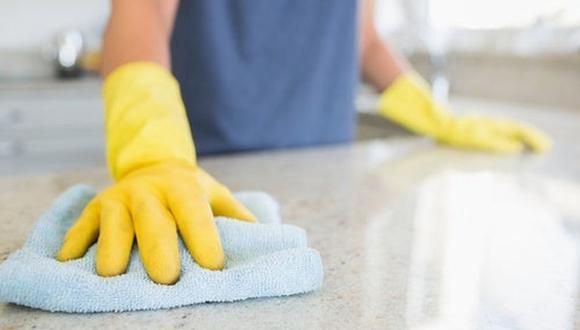 La cocina es la principal fuente de virus en toda la casa y es necesario limpiarla adecuadamente (Foto: Instagram)
