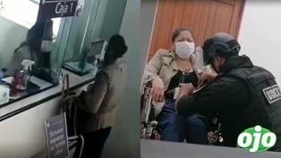 """""""Mujer Bomba"""" que sembró terror en clínica también asaltó dos bancos con la misma modalidad y se llevó 37 mil dólares"""