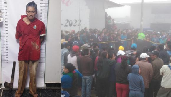 Piura: El agricultor  José de los Santos Chuinga Huancas (50) es condenado a 18 años de cárcel por matar a vecino Cipriano Santos Ramos (51) de 25 puñaladas por lío de tierras.