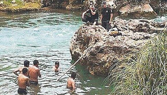 Toda una familia muere ahogada cuando se disponían a pescar