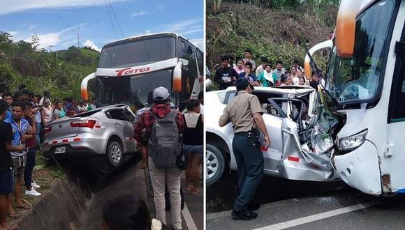 Cinco niños mueren en terrible accidente tras ser fichados por Unión Comercio (VIDEO)