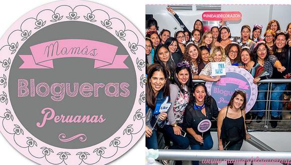 Padres  y madres blogueras peruanas