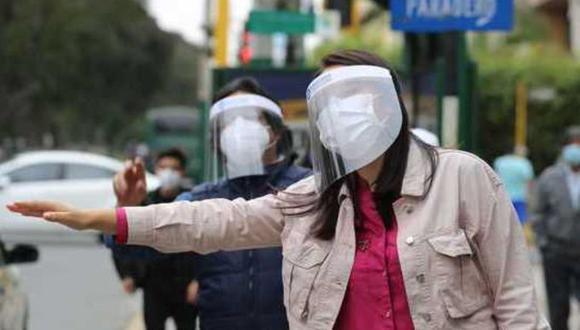 Nuevas restricciones están vigentes en Lima, Callao y otras provincias desde el lunes 19 de abril por riesgo extremo de COVID-19 (Foto: Andina)