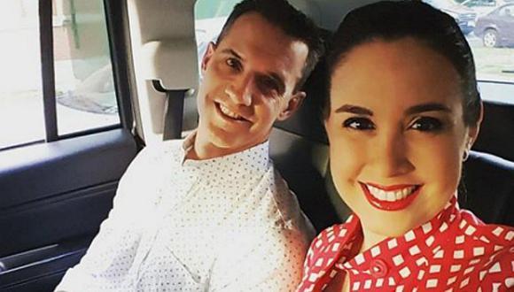 Jessica Tapia anuncia que está embarazada de mellizos