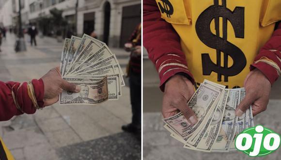 Precio del dólar sube a S/3.96 tras la proclamación de Pedro Castillo. Fotos: Leandro Britto / @photo.gec