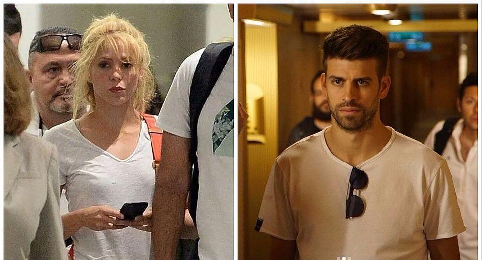 ¿Shakira y Gerard Piqué se separaron y ya no viven juntos? Detalle delató al futbolista (FOTOS)