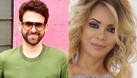 Rodrigo González dice a Gisela Valcárcel que 'aceptar enemistad con Tula no hará que la vean como mala persona'