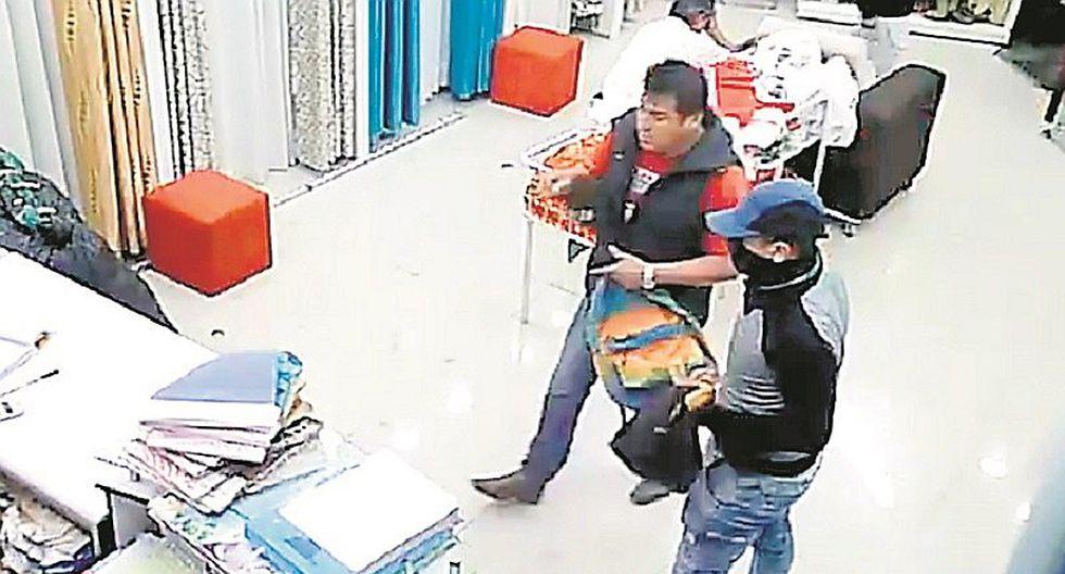 La Victoria: ladrones huyen sin nada tras recibir golpiza en Gamarra (VIDEO)