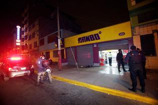 SMP: Policía frustra robo a minimarket