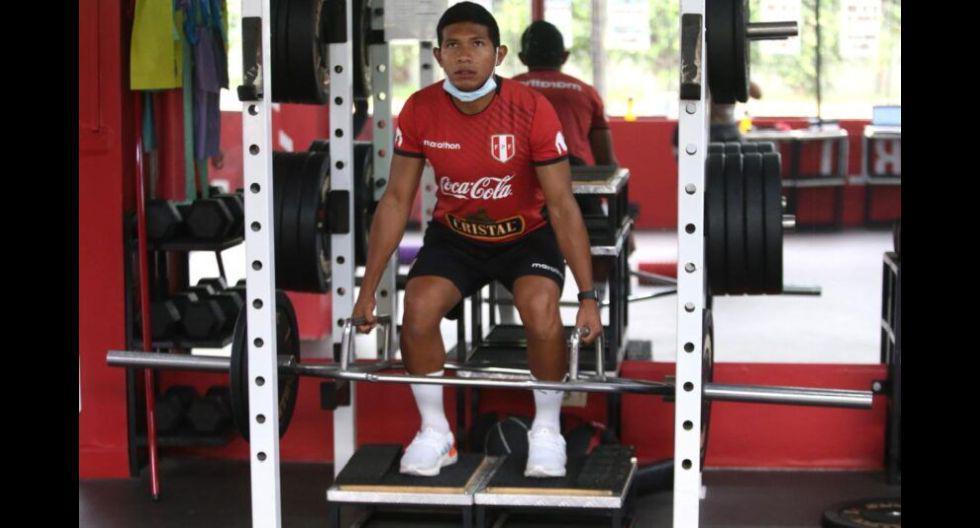 Jugadores que militan en la MLS empezaron a trabajar en la Videna. (Foto: FPF)