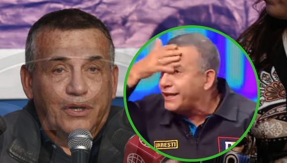 """Daniel Urresti revela el """"gran error"""" por el que perdió las elecciones municipales"""