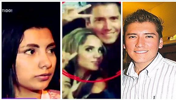 Angelo Fukuy: cumbiambero engañaba a su pareja y ¡amante muestra fuerte mensajitos! (FOTOS)