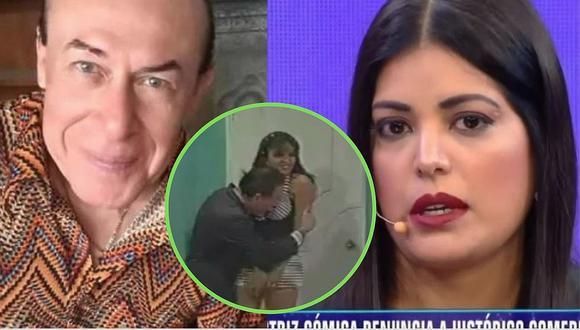 """Clara Seminara comparte vídeo del pasado de Enrique Espero """"Yuca"""""""