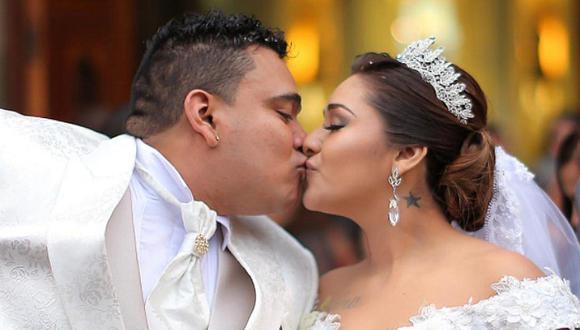 Yosimar se casa y comparte tiernas fotografías en Facebook