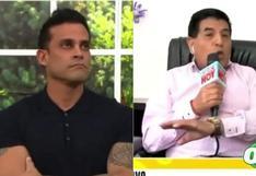 """Christian Domínguez confronta a Nilver Huarac por Pamela Franco: """"tengo decepción total"""""""