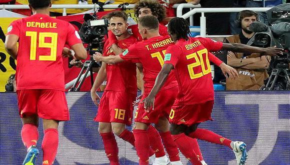 Bélgica se impone 1 a 0 a Inglaterra y pasa primero a octavos de Rusia 2018 (VÍDEO)