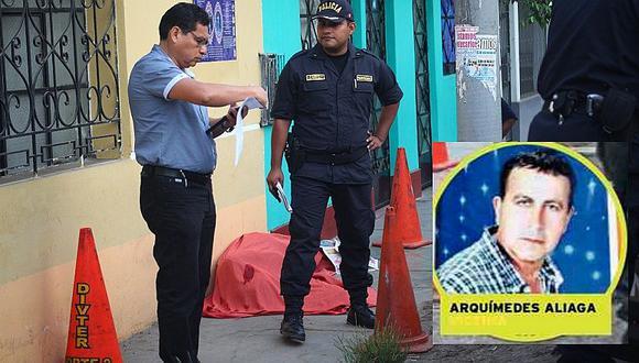 Comas: policía no se dejó robar y ¡lo mataron con su propia arma!