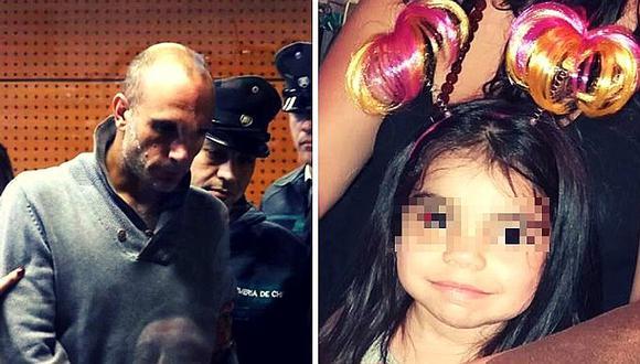 La macabra confesión del sujeto que golpeó, ultrajó y mató a su hijastra de tres años (FOTOS)