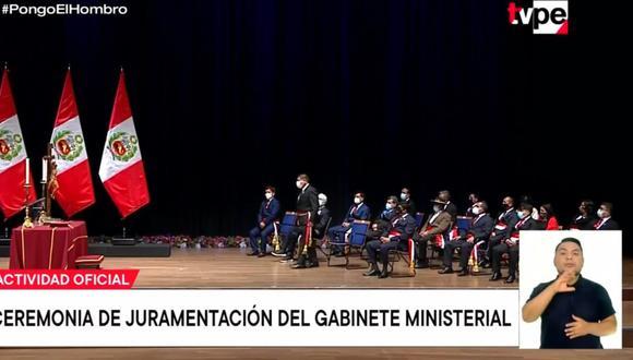 Foto y video: TV Perú