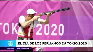 Tokio 2020: Así les fue a los peruanos en la jornada olímpica