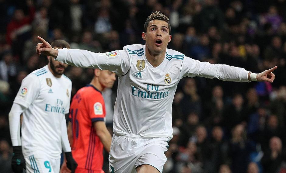 Real Madrid, con triplete de Cristiano, gana 5-2 y espera al PSG