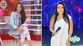 """Rebeca Escribens defiende a Tula Rodríguez: """"Ahí donde la ven fuerte, no quiere decir que a solas no llore el luto de su esposo"""""""