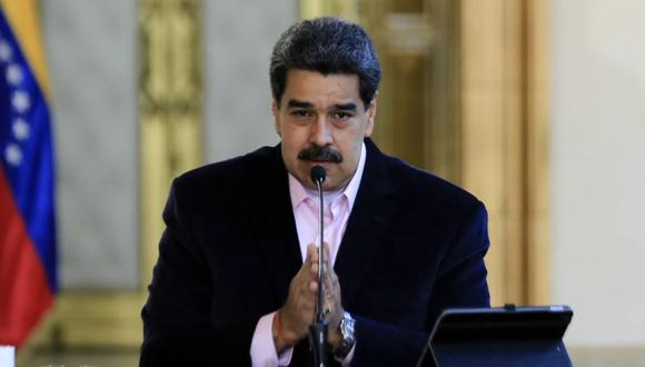 """Nicolás Maduro  (Photo by JHONN ZERPA / Venezuelan Presidency / AFP) / RESTRICTED TO EDITORIAL USE - MANDATORY CREDIT """"AFP PHOTO / VENEZUELAN PRESIDENCY / JHONN ZERPA """" - NO MARKETING - NO ADVERTISING CAMPAIGNS - DISTRIBUTED AS A SERVICE TO CLIENTS"""