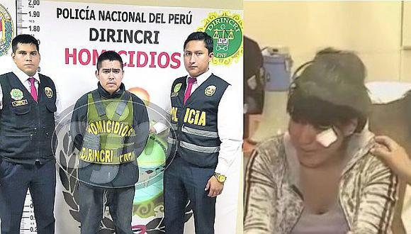 Policía captura al sujeto que quemó vivos a familiares de su expareja