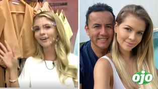 """Brunella Horna y Richard Acuña: """"primero queremos matrimonio y luego tener un bebito"""""""