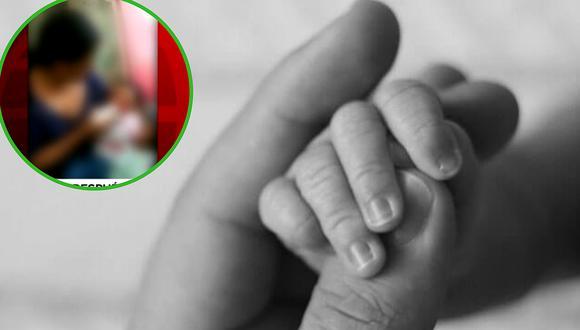 Padre se robó a su bebito y 10 meses después la madre lo recupera (VIDEO)