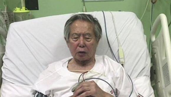 "Alberto Fujimori pide ""perdón"" y apoya a Pedro Pablo Kuczynski (VIDEO)"