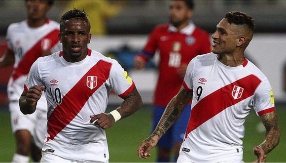 Jefferson Farfán y el emotivo mensaje a Paolo Guerrero tras suspensión de un año (FOTO)
