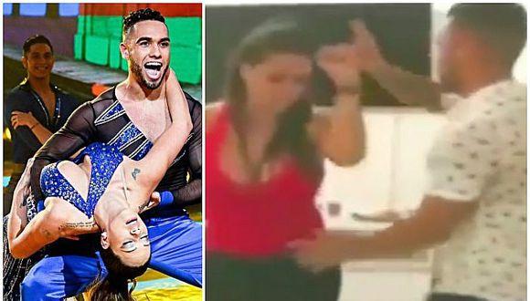Melissa Klug: este es el sensual baile que pocos han visto junto a Ítalo Valcárcel (VIDEO)