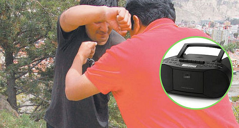 Padre apaga la música para prender la TV y es agredido por sus hijastros en Huarmey