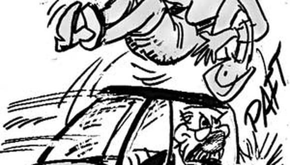 Atropella y mata esposa con su auto