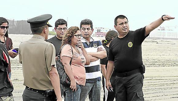 Globo aerostático con siete ocupantes cae al mar y cinco mujeres viven de milagro