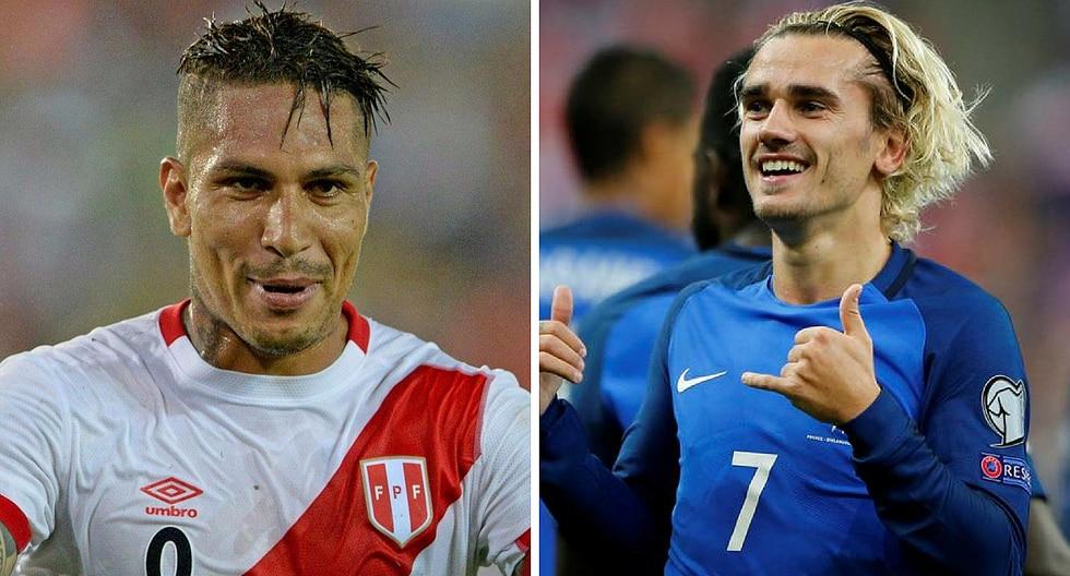 Esta es la Francia que Perú enfrentará en el mundial Rusia 2018