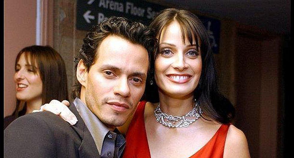 Marc Anthony: los guapos hijos que tuvo con su exesposa Dayanara Torres (FOTOS)