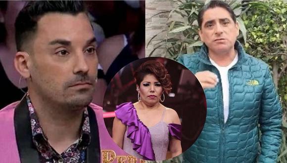 """Santi Lesmes llama """"lobo disfrazado de cordero"""" a Susan Ochoa y Carlos Álvarez la defiende│VIDEO"""