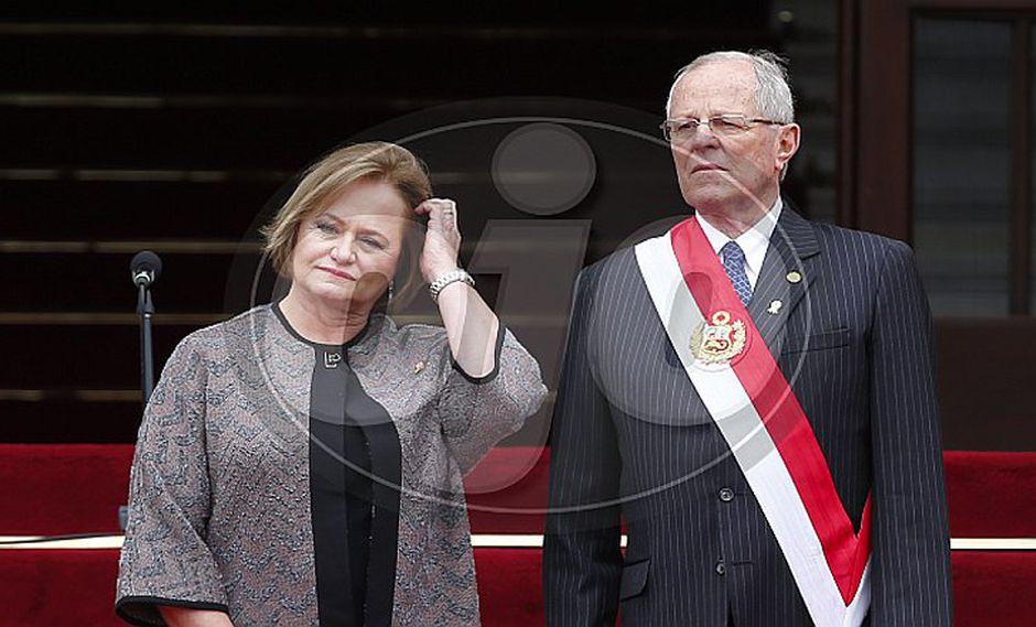 PPK: Nancy Lange revela cómo está la salud del presidente de la República en Fiestas Patrias