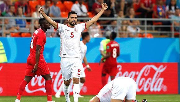 Túnez le voltea el partido a Panamá al vencerlo por 2-1 pero ambos le dicen adiós a Rusia 2018