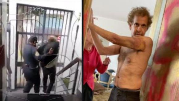 Jaime Cilloniz es detenido tras denuncia por intento de secuestro